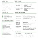 Resume Template Professional Free Download Of Professional Resume Template 62 Free Samples Examples