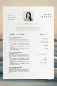 Resume Template Professional Simple Of Work Resume Template Amazing Cv Templates Modern Resume format Simple Cv Layout