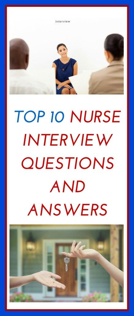 Top Nurse Interview Questions and Answers nursecode