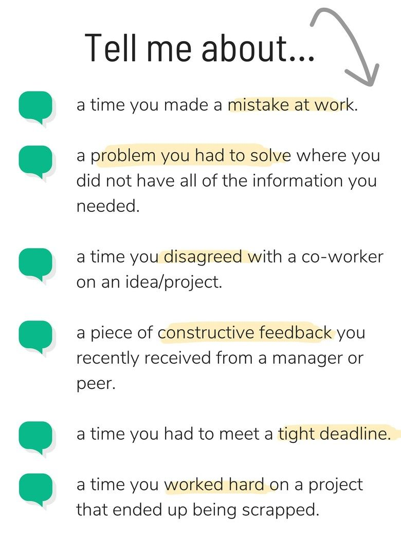 Tips for Tackling Behavioral Interview Questions