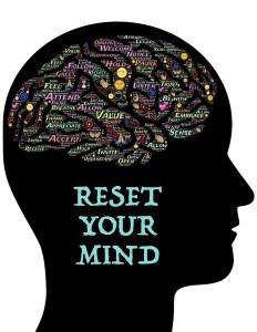 reset your mind retrain your mind