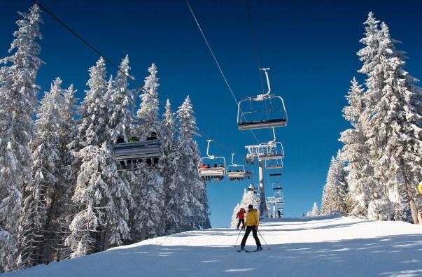 Agriolefkes ski centre