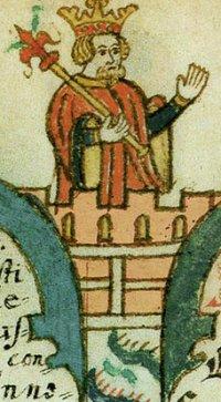 Image result for medieval manuscript king