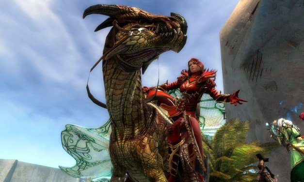 Guild Wars 2 Exiles