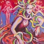 Medusa Parties in Paris by Janis R. Commentz