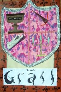 The Grail by Stella Ru and Tracey Barlett