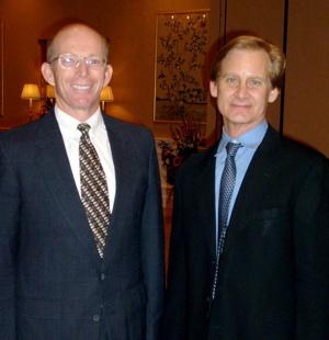 David and Christopher Parkening