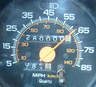 280,000 miles