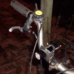 Bike Headlight/flashlight