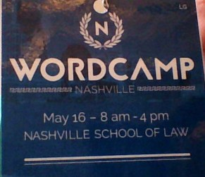 WordCamp Nashville 2015