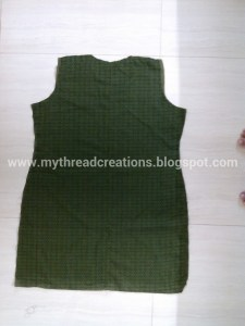 How to stitch collar neck kurti/kameez