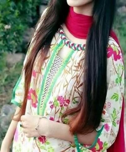 designer kurti neckline
