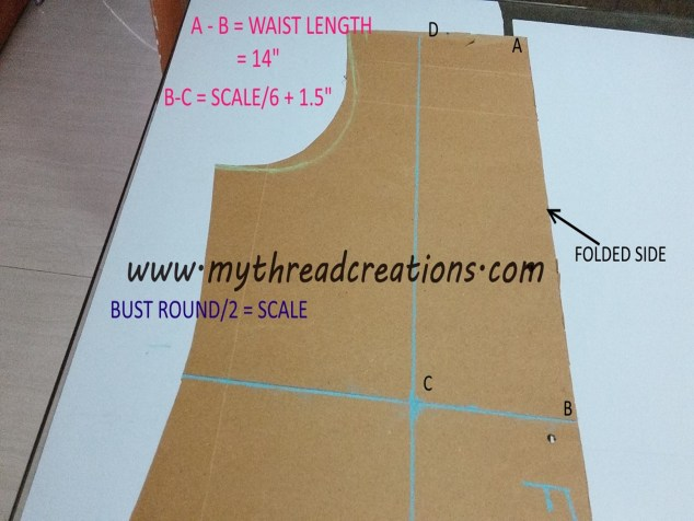 straight cut kurti sewing tutorial