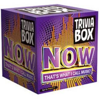 Now That's What I Call Music Trivia Quiz Game - My Three and Me