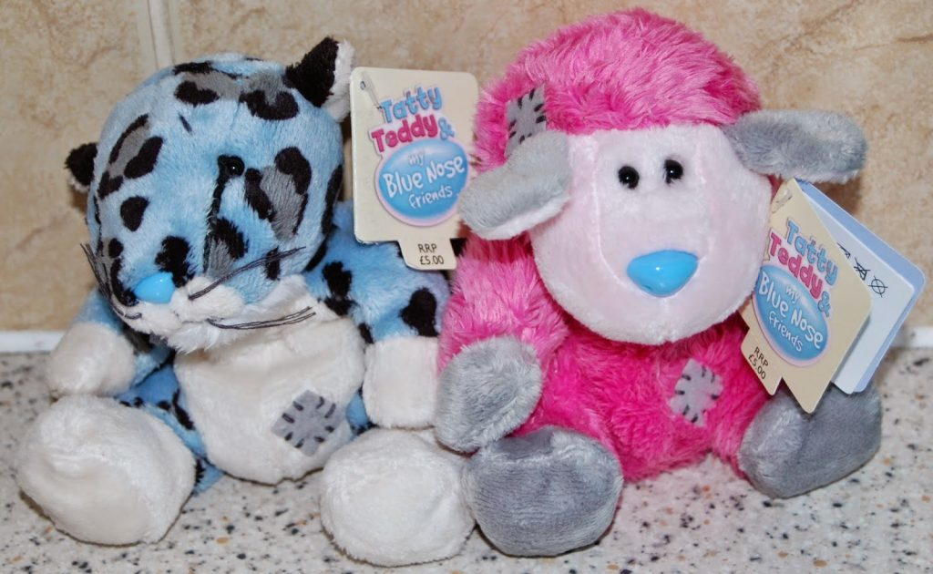 Alternative easter gift ideas my three and me there are over 100 my blue nose friends to collect and this easter there are four new characters available diva the canary dash the cheetah negle