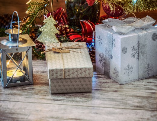 Christmas Gifts under the tree