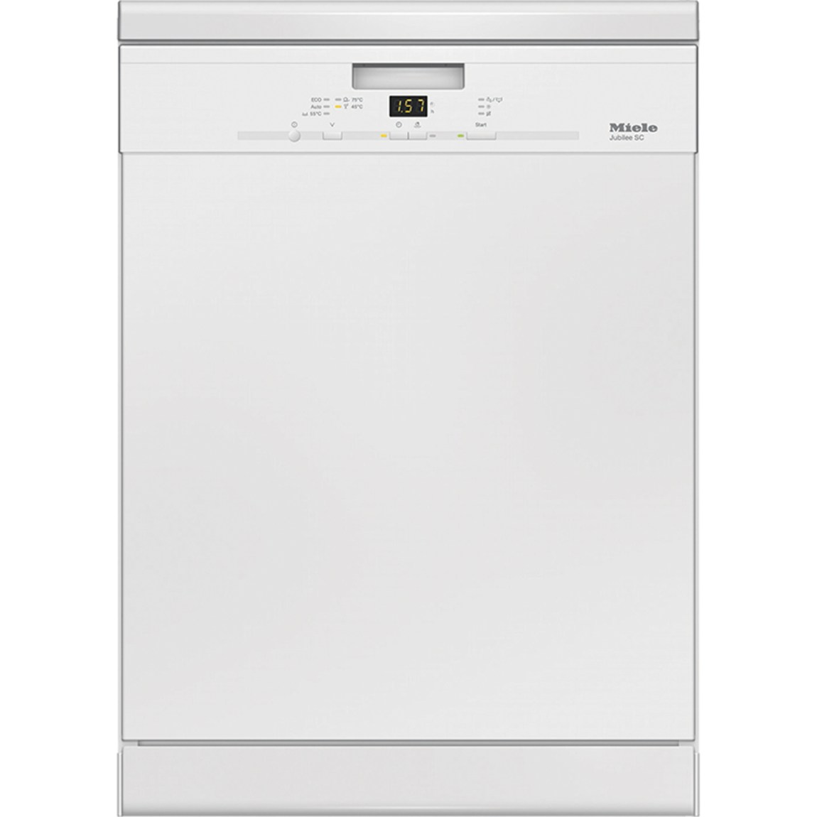 Front view of a Miele G4930SC Dishwasher