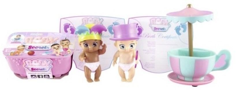 BABY Secrets Teacup toy