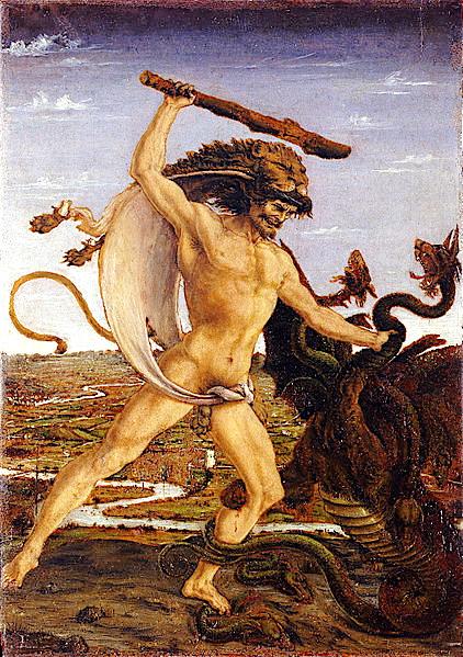 Hercules & Hydra