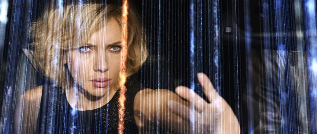 Lucy -- Scarlett Johansson