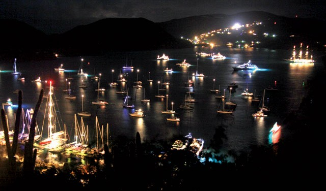 lighted-boats_carribean_2013