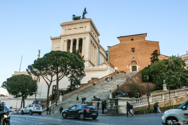 Roman Holiday Guide & In Rome