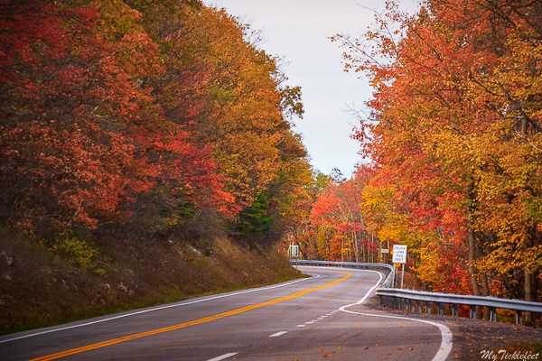 West Virginia A Fall Road Trip Itinerary My Ticklefeet