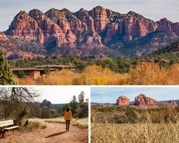 In Sedona stop by at Red Rock State Park