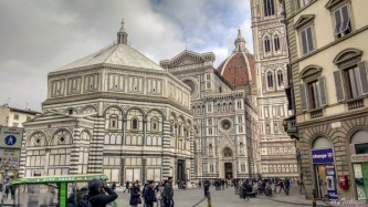 What not to miss in Florence, Italy, Piazza del Duomo
