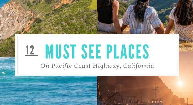 California's Ultimate Road trip: The Pacific Coast Highway SF to LA