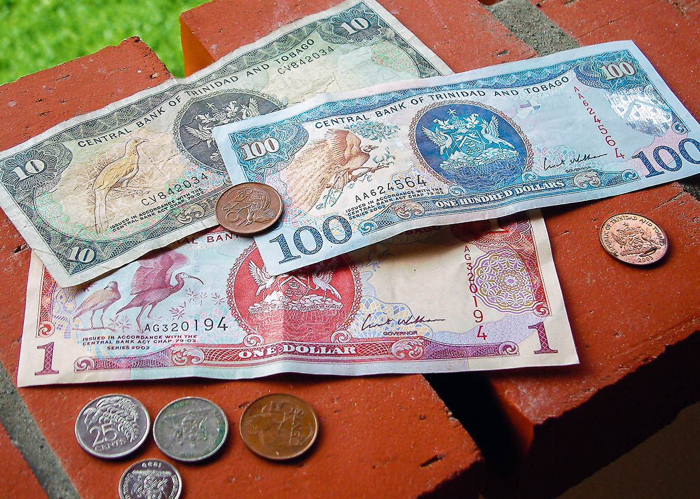 Tobago Currency Exchange Amp Banking The Mytobago Guide