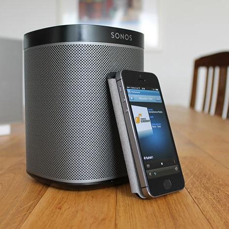 Sonos Play1 WiFi Multiroom Lautsprecher  weitere Sonos Produkte  MyTopDeals