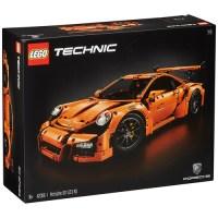 Lego Technic Porsche (mit detailliertem 6