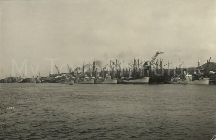 Smith's Dock Ships - 1920s