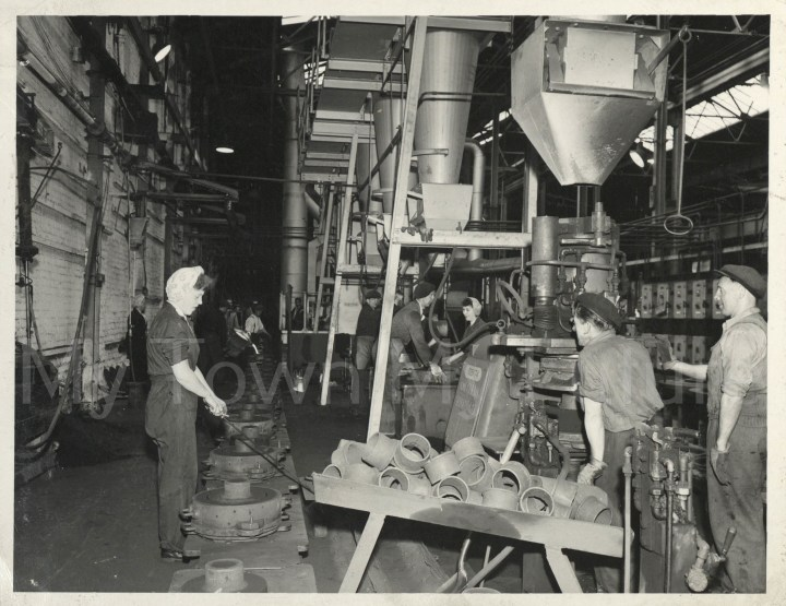 Cochrane's Ironworks Ormesby