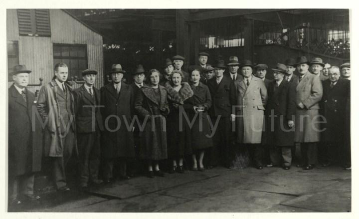 Richard Hill Wire Works, Newport c. World War II