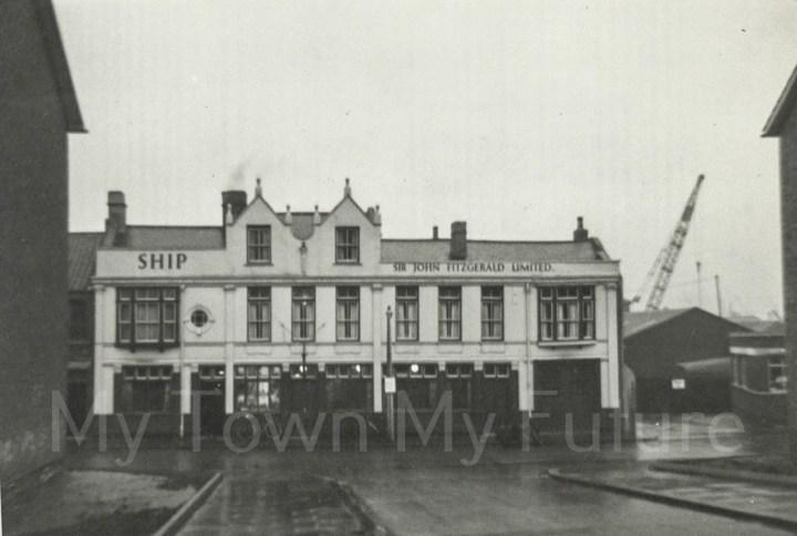 Ship Inn Stockton Street_1959_Paul Stephenson_