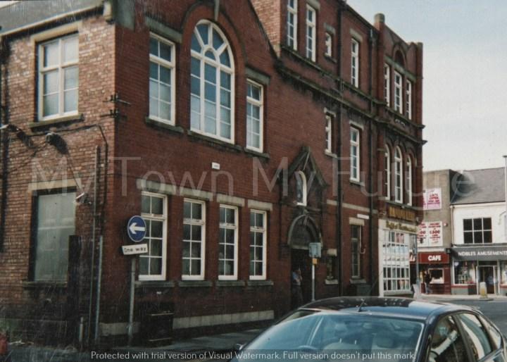 Primitive Methodist Sunday School, Linthorpe Road 2007