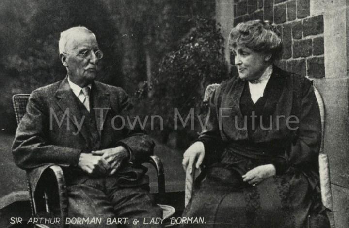 The Dorman Family