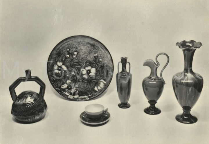 Linthorpe Pottery, English Life Publications