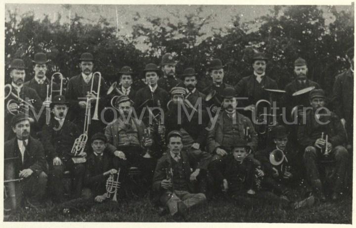 Brass Band (undated)