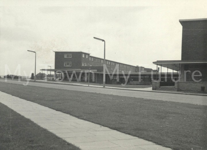 East Middlesbrough Shopping Centre, Ormesby Road, Berwick Hills