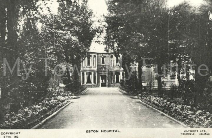 Eston Hospital 1900