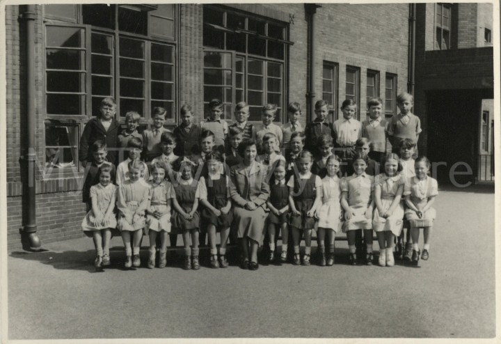 Fleetham Steet School (Miss Winchester) 1950-1951