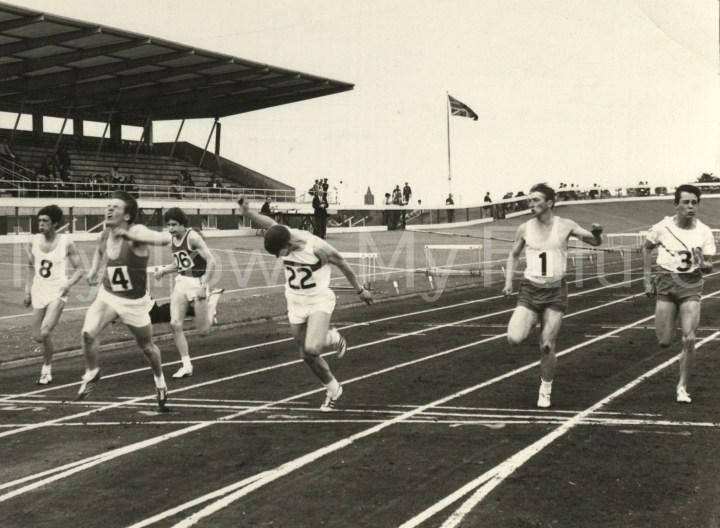 Clairville Stadium 1966