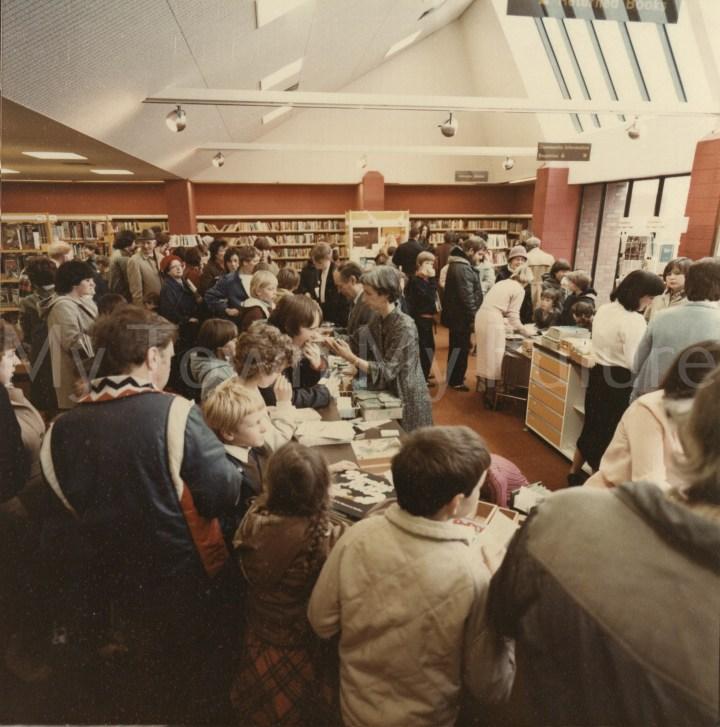 Hemlington Library, 1982, Shepherd Construction Ltd