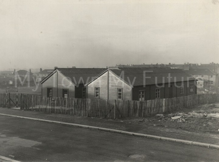 Whinney Banks Community Centre & Library Opening, 1948, Mather's Photographers, 140 Linthorpe Road, Middlesbrough