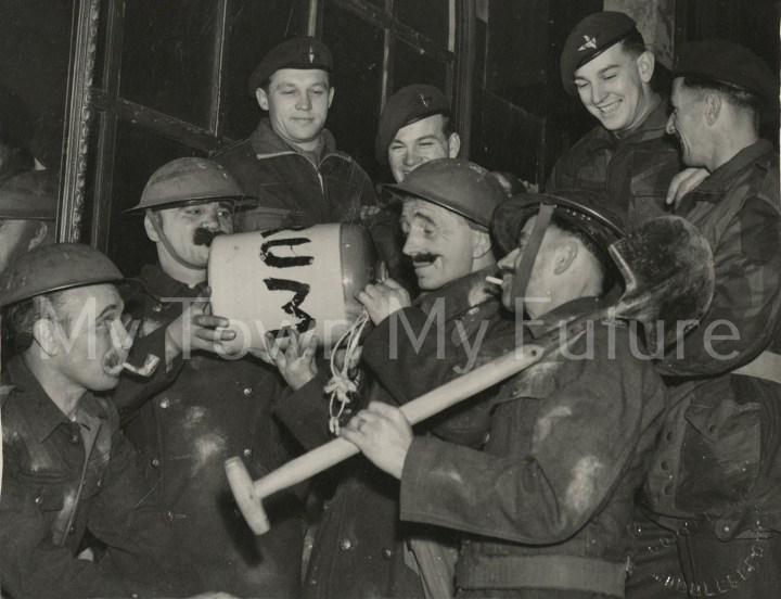 Royal British Legion Festival Of Remembrance 12th November 1950