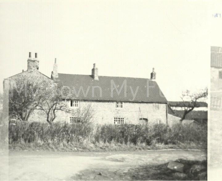 Newham Bridge Farm Acklam, 1960