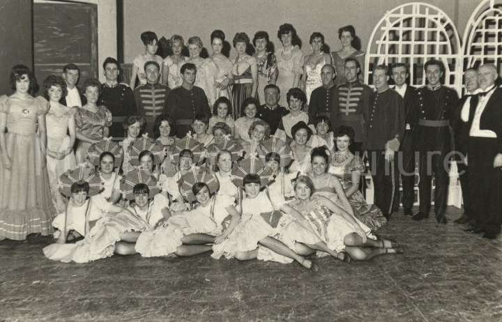 Middlesbrough Operatic Society 1966